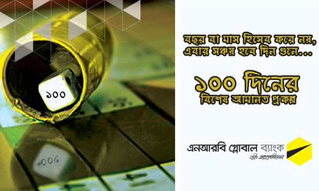 100 Days Fixed Deposit