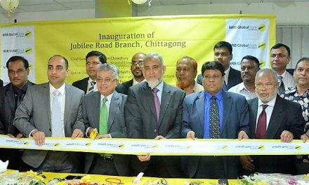 NRB Global Bank formally opens its Jubilee Road Branch at Chattogram