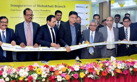 NRB Global Bank formally opens Mohakhali Branch at Dhaka