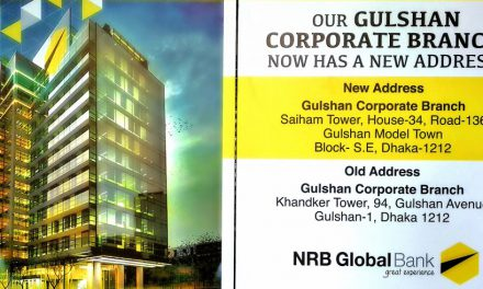 NRB Global Bank – Office Shifting