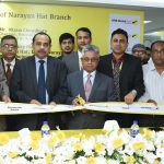 NRB Global Bank formally opens Narayan Hat Branch at Fatikchari, Chattogaram
