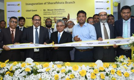 NRB Global Bank formally open its Sarafbhata Branch