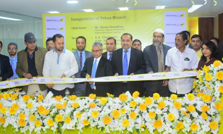 NRB Global Bank formally opens Pekua Branch at Cox's Bazar