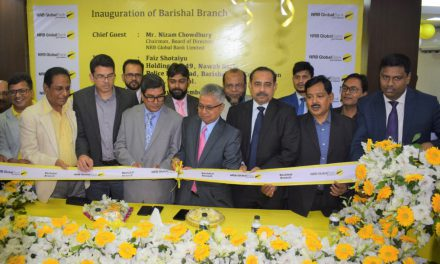 NRB Global Bank formally opens Barishal Branch at Barishal