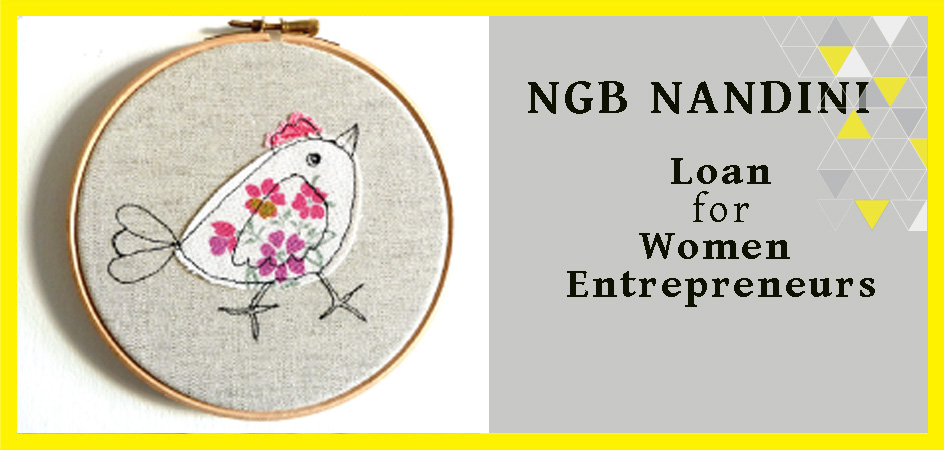 NGB Nandini (Loan for Women Entrepreneurs)