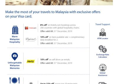 Travel offers Malaysia