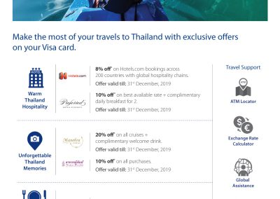 Travel offers Thailand