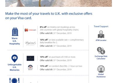 Travel offers UK