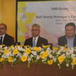 NRB Global Bank arranged Half-Yearly Managers' Conference- 2019