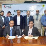 NRB Global Bank Limited Signed an Agreement with Biman Bangladesh Airlines